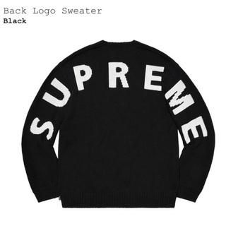 Supreme - Supreme  Back Logo Sweate  Sサイズ