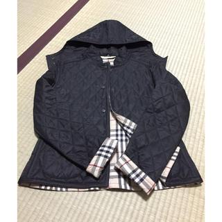 BURBERRY - バーバリー キルティングコート 美品