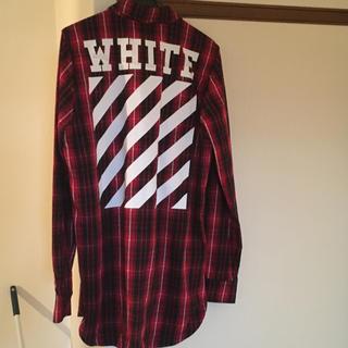 OFF-WHITE - off-white 赤