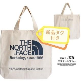 THE NORTH FACE - ノースフェイス オーガニックコットントートバッグ EB