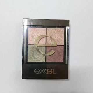 noevir - Excel アイシャドウ 05 ベージュムートン イエベ