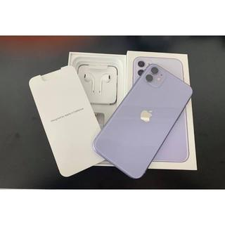 iPhone - iPhone11 256GB パープル SIMフリー AppleCare 未使用