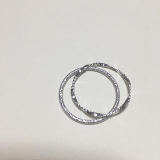 シルバー リング セット(リング(指輪))