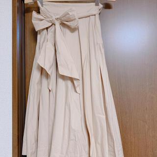 エブリン(evelyn)のAnMILLE  コットンスカート(ひざ丈スカート)