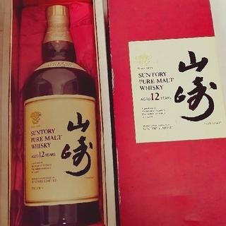 サントリー - 【レア】サントリー ピュアモルトウイスキー 山崎12年