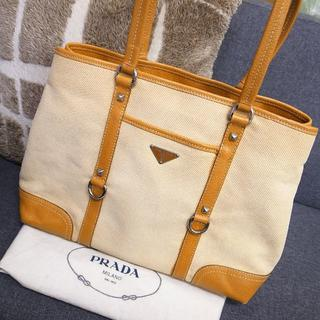 PRADA - 正規品☆プラダ トートバッグ キャンバス バッグ 財布 小物