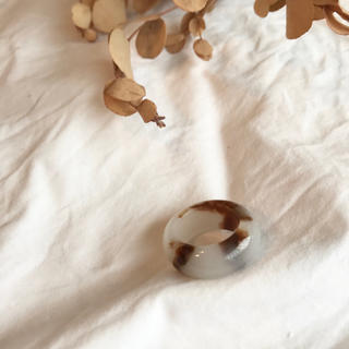 ビューティアンドユースユナイテッドアローズ(BEAUTY&YOUTH UNITED ARROWS)のmarble ring(リング(指輪))