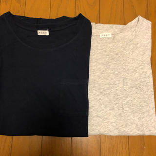 PLST - プラステ Tシャツ2点セット