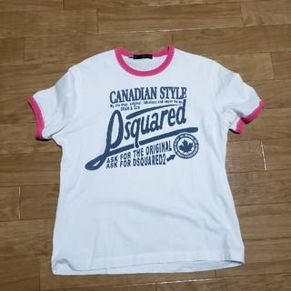 ディースクエアード(DSQUARED2)のディースクエアード DSQUARED2 Tシャツ サイズXL(Tシャツ/カットソー(半袖/袖なし))