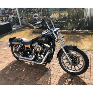 Harley Davidson - ハーレーダビットソン  ダイナローライダー   最終 キャブ 低走行 FXDL
