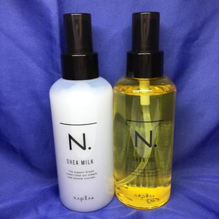 NAPUR - N.シアオイル N.シアミルク