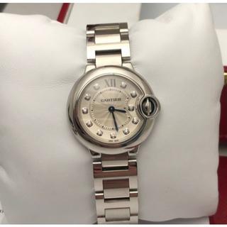 カルティエ(Cartier)のCartierカルティエの青い風船シリーズ(腕時計(デジタル))