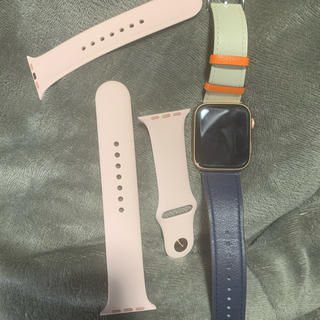 アップルウォッチ(Apple Watch)のApple Watch series4  44ミリモデル(スマートフォン本体)