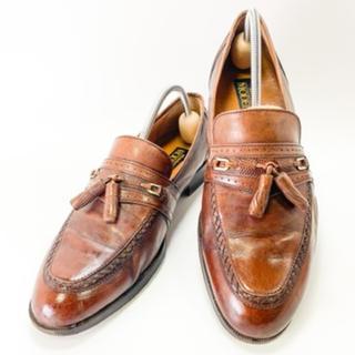 マドラス(madras)のマドラスモデロ ビジネスシューズ ローファー 25.5cm madras 革靴(ドレス/ビジネス)