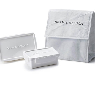 DEAN & DELUCA - DEAN&DELUCA パーフェクトランチバッグセット お弁当箱 ピクニック