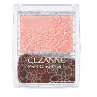 CEZANNE(セザンヌ化粧品) - セザンヌパールグロウチーク