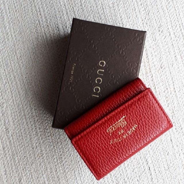 カルティエ 時計 メッキ スーパー コピー / Gucci - グッチの6連キーケーズの通販