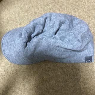 オーセンティックシューアンドコー(AUTHENTIC SHOE&Co.)のキャスケット 帽子 グレー(キャスケット)