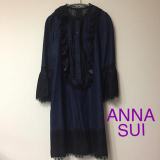 ANNA SUI - ANNA SUI ワンピース