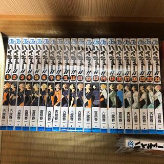 集英社 - ハイキュー1〜38巻、41巻+小説Ⅱ〜Ⅴ