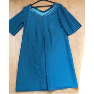トゥモローランド(TOMORROWLAND)のトゥモローランド ドレス ワンピース(その他ドレス)