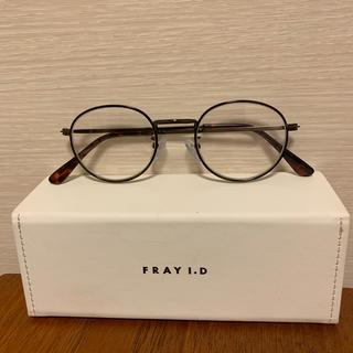 FRAY I.D - フレイアイディー ファッション用グラス 眼鏡