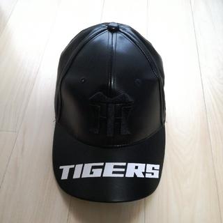 ハンシンタイガース(阪神タイガース)の阪神タイガース レザー風ギャップ(応援グッズ)