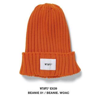 W)taps - WTAPS BEANIE 01 / BEANIE. WOAC