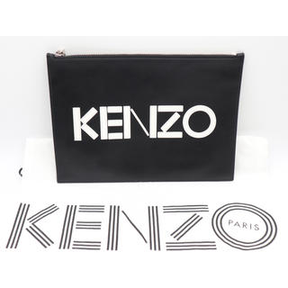 ケンゾー(KENZO)の《KENZO/クラッチバッグ》Aランク‼︎ 本物保証‼︎ 袋付き‼︎ 美品‼︎(セカンドバッグ/クラッチバッグ)