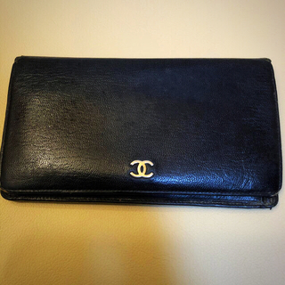CHANEL - ❤️シャネル 長財布シリアルシール有り❤️売り切り価格