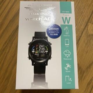 イーグルビジョン/ウォッチ エース GPSゴルフナビ 腕時計型(EV-933)