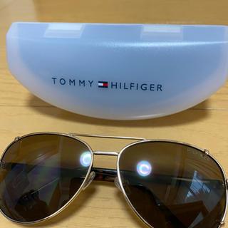 トミーヒルフィガー(TOMMY HILFIGER)のサングラス(TOMMY FILFIGER)(サングラス/メガネ)