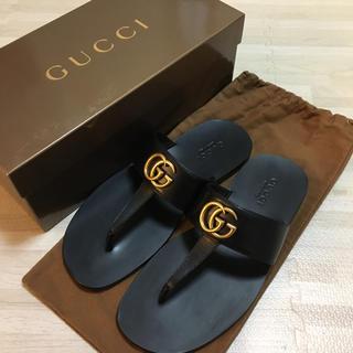 Gucci - 新品未使用 グッチ サンダル
