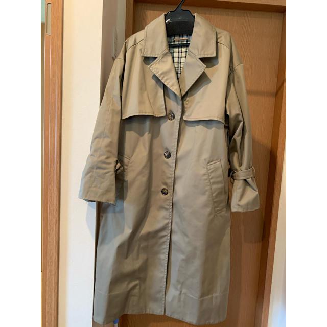 mysty woman(ミスティウーマン)のトレンチコート ミスティウーマン レディースのジャケット/アウター(トレンチコート)の商品写真