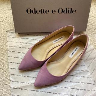 Odette e Odile - オデット デ オディール ユナイテッドアローズ パンプス 21.5
