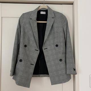 プラステ(PLST)のPLSTジャケット(ノーカラージャケット)