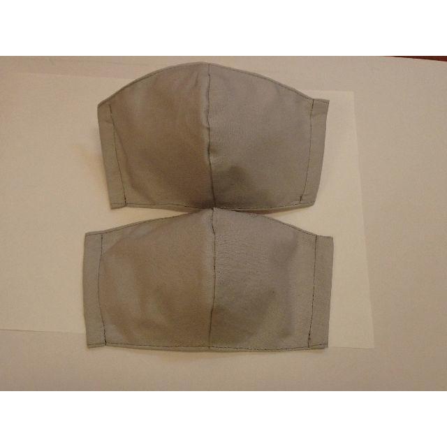 ハンドメイド 立体型インナーパット 2枚組の通販
