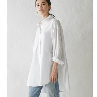 DEUXIEME CLASSE - 【新品】Whim Gazette オーバーサイズシャツ