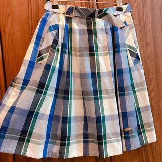 BURBERRY BLUE LABEL - ブルーレーベル チェック柄スカート