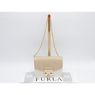 Furla - 《FURLA/チェーンショルダー》Aランク‼︎ 本物保証‼︎ 袋付き‼︎