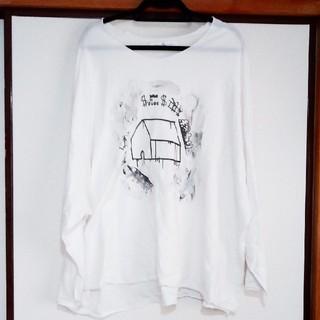 【new!】BALMUNG 長袖Tシャツ(白)