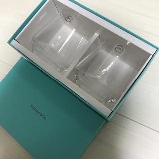 Tiffany & Co. - 【新品未使用】ティファニー ペアグラス