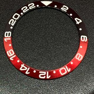 SEIKO - 新品未使用  GMTベゼルインサート  黒/赤  コークカラー  SKX007