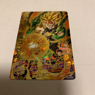 ドラゴンボールヒーローズ バーダック:ゼノ(カード)
