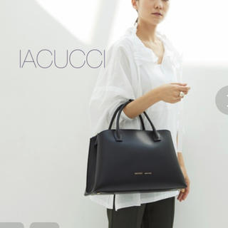 GALLARDA GALANTE - IACUCCI/イアクッチ A4サイズOK VELAR Lサイズ ブラック