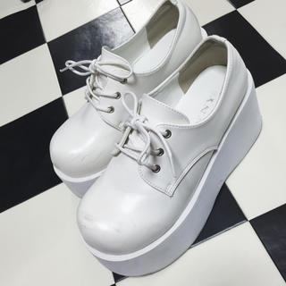 ウィゴー(WEGO)のWEGO厚底靴(スニーカー)