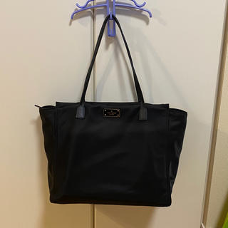 kate spade new york - ケイトスペード ブラックトートバッグ