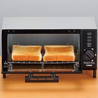超人気!一人暮らしの味方 トースター ミニ 超コンパクト