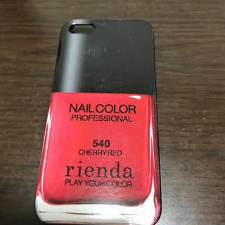リエンダ(rienda)のリエンダのiPhone5ケース(iPhoneケース)