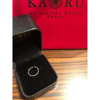 カオル(KAORU)のKAORU  ピンキーリング  kumo(リング(指輪))